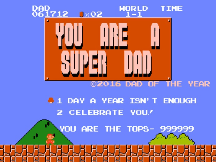 Super-Game-For-Super-DAD