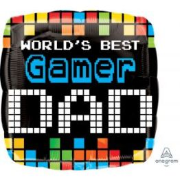 worlds-best-gamer-dad-18-inch-foil-fathers-day-balloon